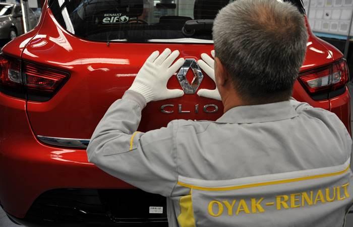 Oyak Renault'da kazanın ardından üretime ara verildi