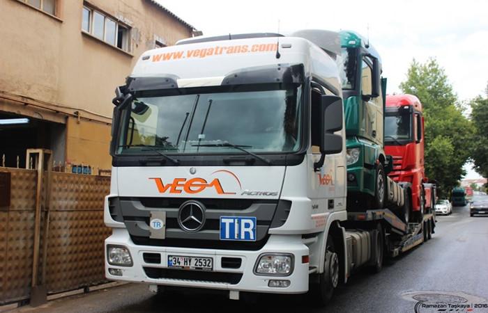 Vega Lojistik, 'yetki'yi aldı ihracatçı 2 gün hız kazandı