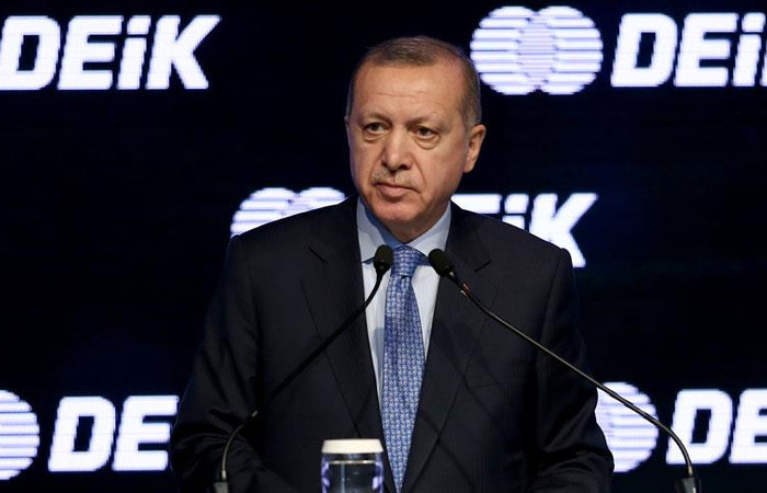 Cumhurbaşkanı Erdoğan:                                                                                         İş adamlarından kabineye isim alabiliriz