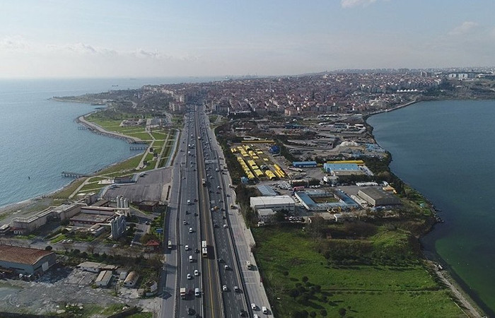 Kanal İstanbul'a milyarlık 'lojistik üs' projesi geliyor