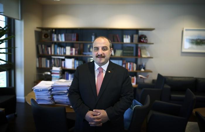Varank: Ekonomi sanayi öncülüğünde büyüyor