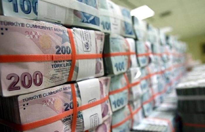 Bütçe temmuzda 1.1 milyar lira fazla verdi