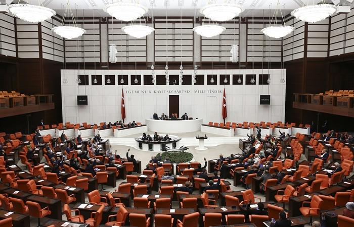 Varlık Fonu'nun borçlanması Meclis gündemine taşındı
