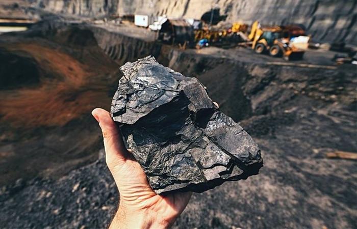 Altınyağ, Tekirdağ'da kömür üretimine başladı