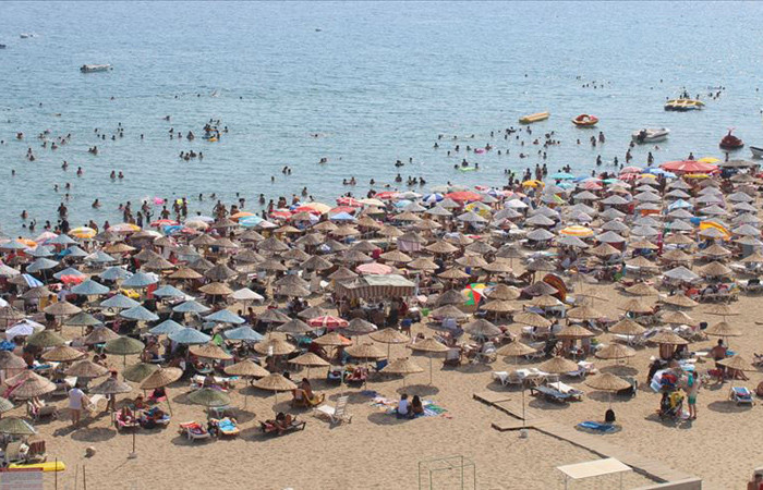 Turizm sektöründe Rus pazarı beklentisi