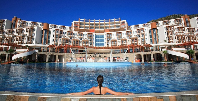 En iyi 10 otelin 6'sı Türk