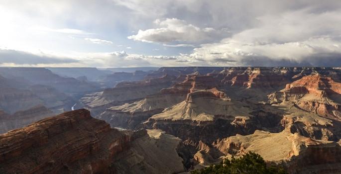 Grand Canyon her yıl 5 milyon turist çekiyor