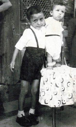 Kabine'nin çocuk yüzü