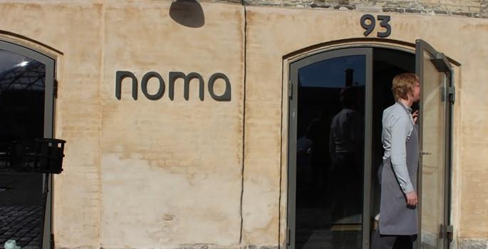 Dünyanın en iyi restoranı 'Noma'