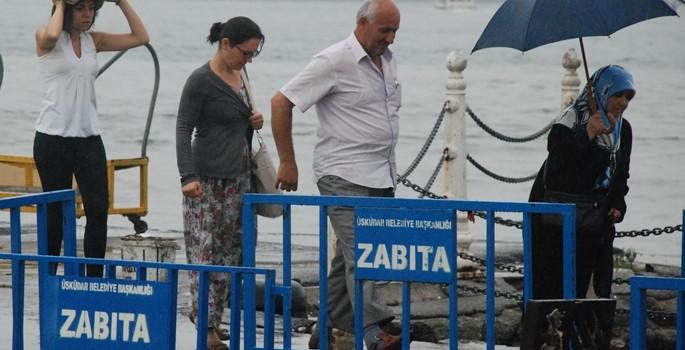 İstanbul 3 gündür yağışa teslim