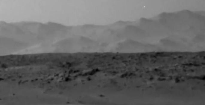 Mars'tan gelen inanılmaz görüntüler
