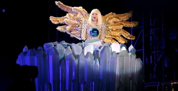 İstanbul'da Lady Gaga rüzgarı