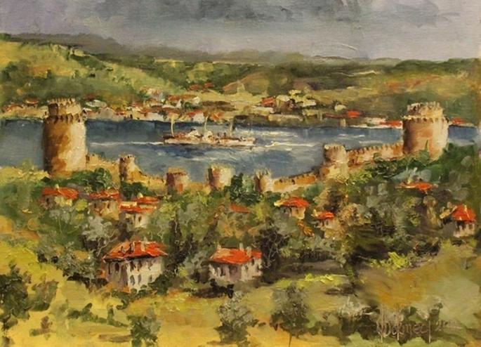 Müzayede heyecanı Tepe Nautılus'ta yaşandı