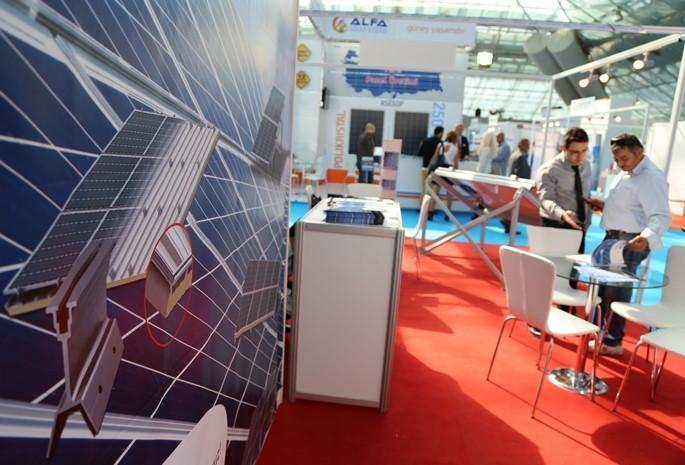 'Yenilenebilir Enerji' görücüye çıktı