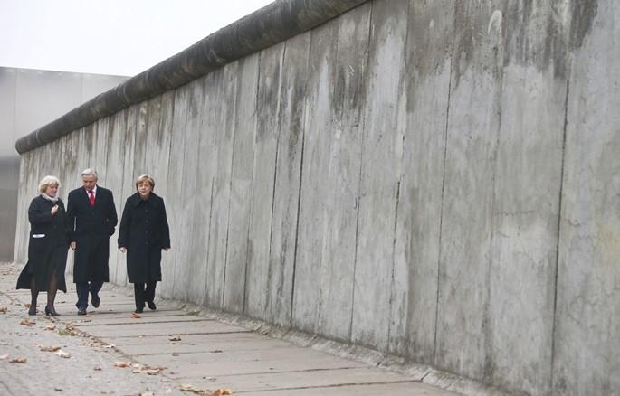 Berlin'de 25 yıl öncesine yolculuk