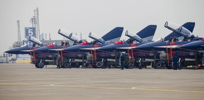 'Airshow China' görücüye çıktı