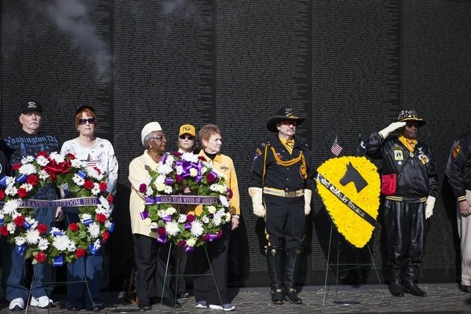 ABD'de Gaziler Günü yürüyüşü