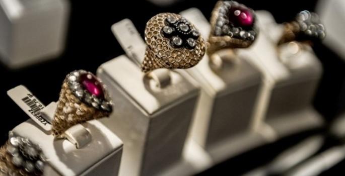 """Mücevher tutkunları """"fırsat günlerinde"""" buluştu"""