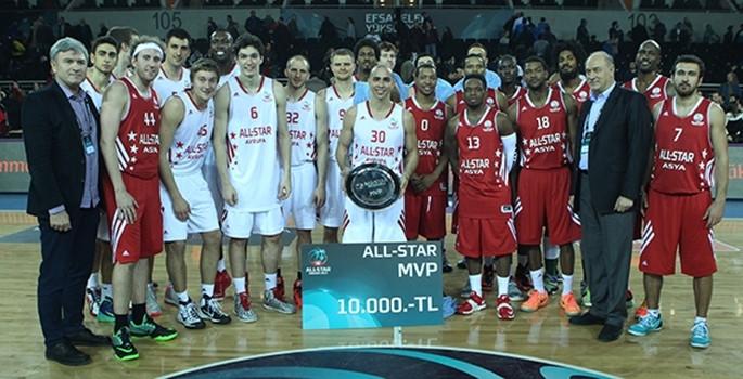 Ankara 'yıldız'larla basketbola doydu - Sayfa 1