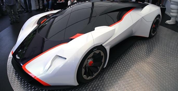 Geleceğin otomobilleri görücüye çıktı - Sayfa 3