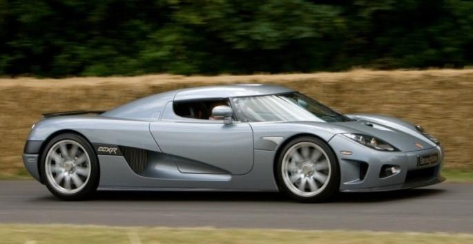 Dünyanın en hızlı otomobilleri - Sayfa 4