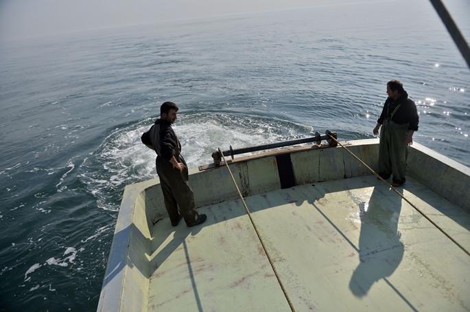 """Balıkçılar son kez """"Vira Bismillah"""" dedi"""