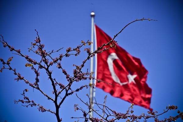 İstanbul'da Erguvan vakti