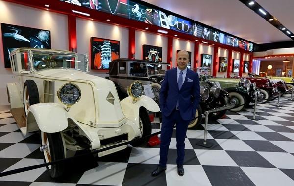 Otomobil koleksiyonu müze oldu! - Sayfa 1