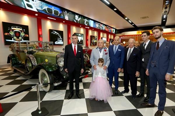 Otomobil koleksiyonu müze oldu! - Sayfa 3