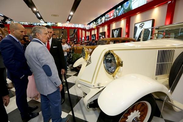 Otomobil koleksiyonu müze oldu! - Sayfa 4