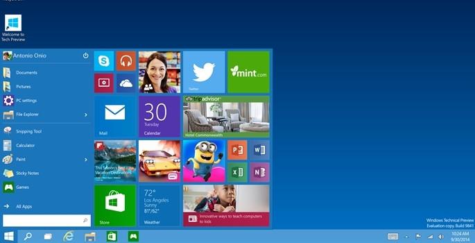 Windows 10 hangi yeniliklerle geliyor?
