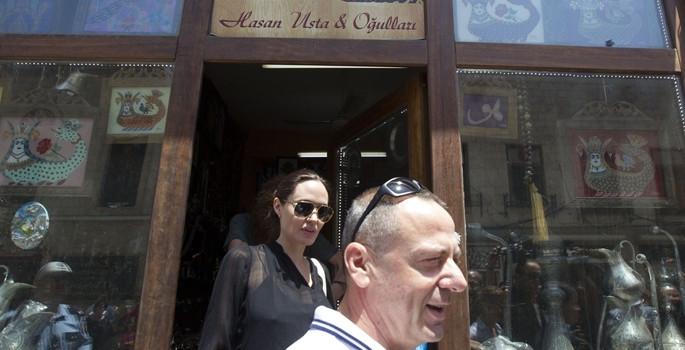 Angelina Jolie, Mardin'de