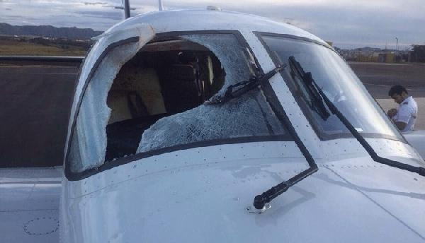 Mürettebat ve yolcular şok oldu!