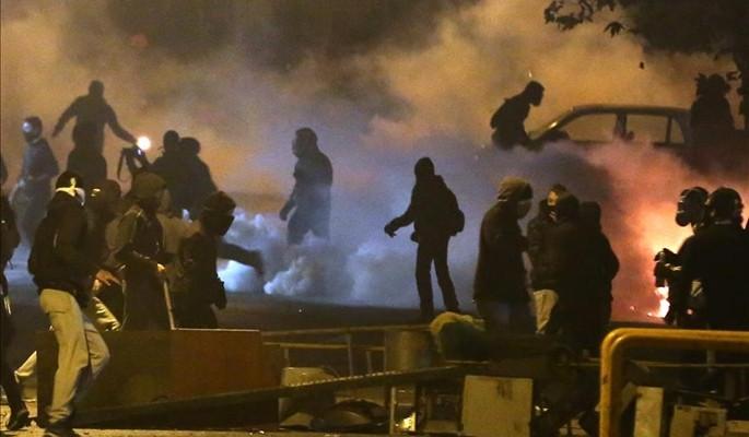 Atina'da olaylı yıldönümü