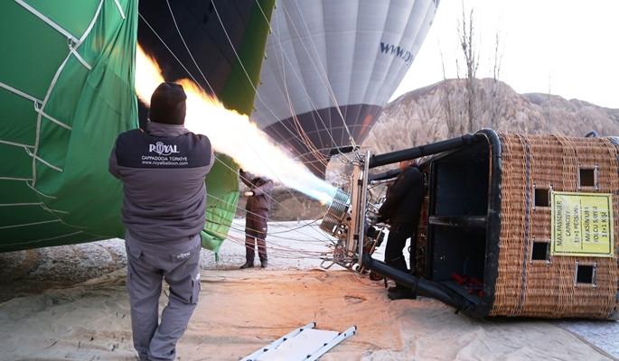 Balonlar 2015'i 'sönük' geçirdi