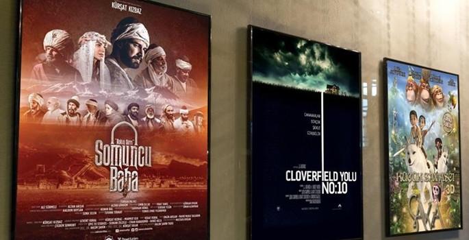 Sinema salonlarında 8 yeni film