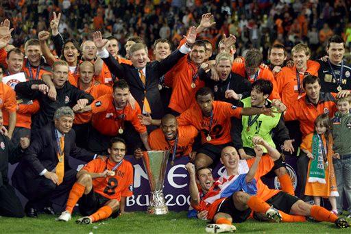 UEFA Finali'nden ilginç kareler