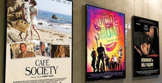 Vizyondaki filmler (18.08.2016)