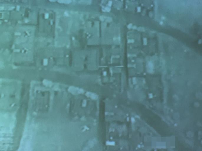 Cerablus operasyonundan ilk görüntüler