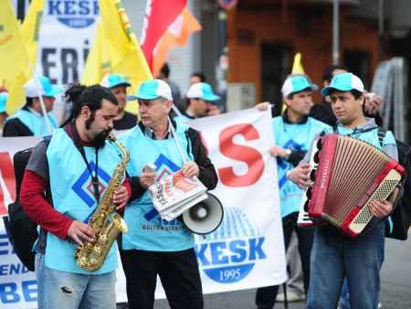 Türkiye'den 1 Mayıs manzaraları
