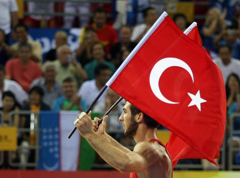 Türkiye'nin Olimpiyattaki Gururu