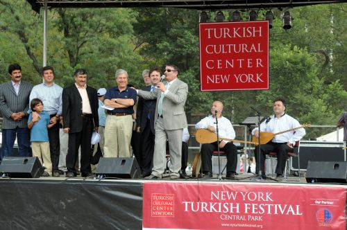 Türk Günü, New York'ta kutlandı