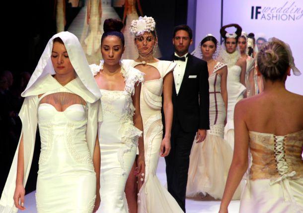 If Wedding Fashion İzmir kapılarını açtı