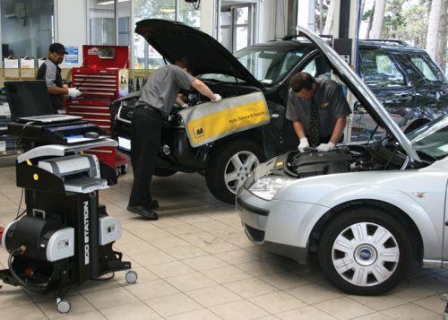 Aracınızı servise götürürken kazıklanmayın