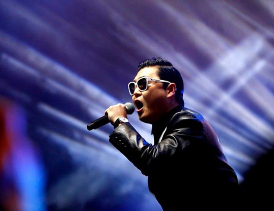 İstanbul'da 'Gangnam' gecesi