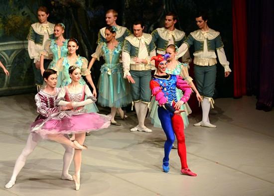 Rus Devlet Balesi Türkiye'de