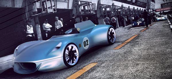 Jaguar'ın yeni konsepti hem spor hem geleneksel