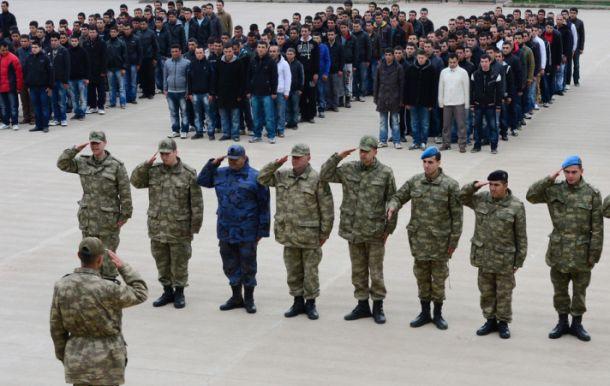 Asker toplama merkezlerinde durum değişti