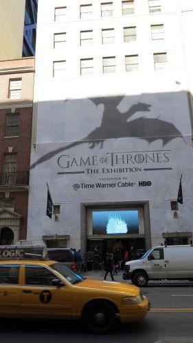 Game of Thrones müzesine yoğun ilgi