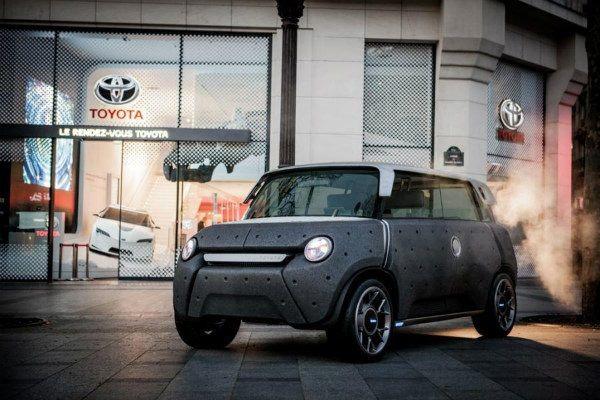 Toyota'dan elektrikli mini - Sayfa 2